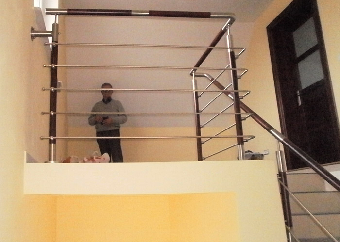 Balustrada, poręcze i ogrodzenia